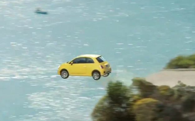 Spot Fiat 500 Immigrants