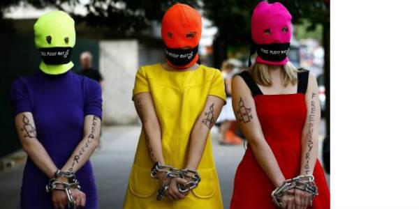 Pussy Riot, Punk e Putin: le tre P più discusse dell'estate 2012