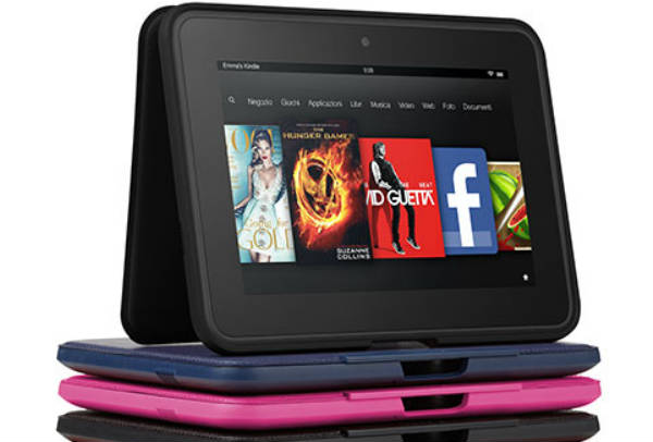 Kindle Fire e Paperwhite, a ognuno il suo ebook reader