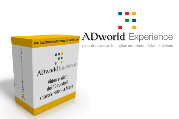 ADworld Experience dal web in video
