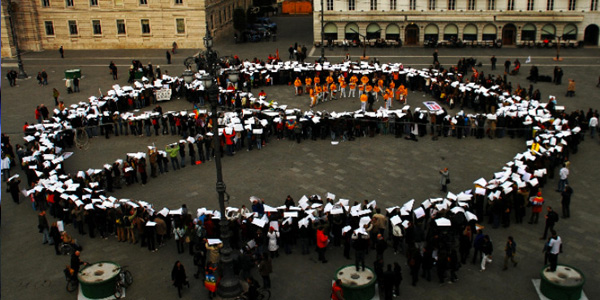 Il flashmob come mezzo di comunicazione. Esempi da copiare